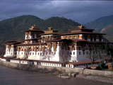 Photo of Punakha Dzong